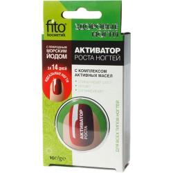 Фитокосметик Активатор роста для ногтей 10г
