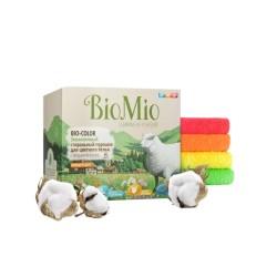 BioMio Стиральный порошок для цветного белья 1,5кг