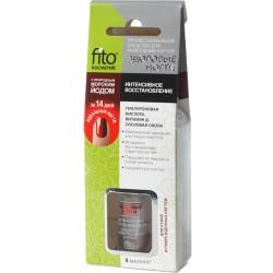 Фитокосметик Средство для укрепления ногтей интенсивное восстановление 8мл