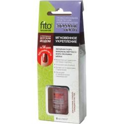 Фитокосметик Средство для укрепления ногтей мгновенное укрепление 8мл