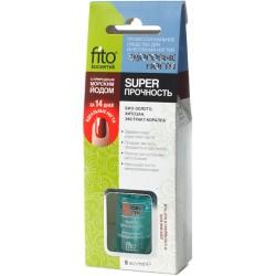 Фитокосметик Средство для укрепления ногтей супер прочность 8мл