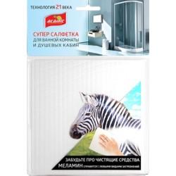 Acamic Салфетка меламиновая для ванной комнаты и душевых кабин