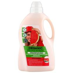 Organic People Fruit Эко кондиционер-ополаскиватель для белья Арбуз 1,5л