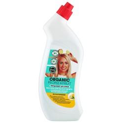 Organic People Fruit Эко гель для мытья туалета Лимон/мята 750мл