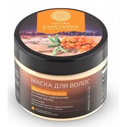 Natura Siberica Kamchatka Маска Шелковое золото д/окр и повреж волос 300мл