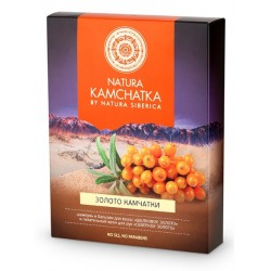 Natura Siberica Kamchatka Набор Золото камчатки шампунь/бальзам/крем для рук