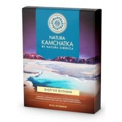 Natura Siberica Kamchatka Набор Энергия вулкана шампунь/бальзам/крем для рук