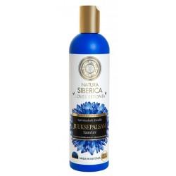 Natura Siberica Estonia Бальзам для волос Восстанавливающий с васильком д/норм и ослаб волос 400мл