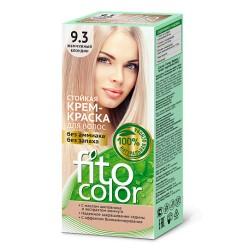 Фитокосметика Стойкая крем-краска для волос Жемчужный блонд 9.3