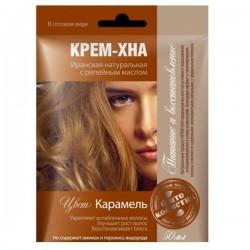 Фитокосметик Крем-хна Карамель 50мл