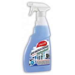 Unicum Средство для мытья стекол/пластика/кафеля 500мл