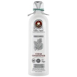 White Agafia Бальзам для волос Кедровый Питание и восстановление 280мл