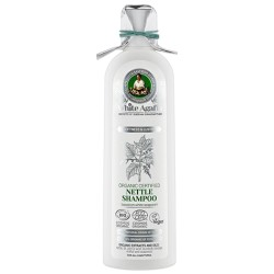 White Agafia Органический шампунь для волос Березовый Увлажнение и баланс 280мл