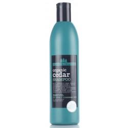 Planeta Organica Шампунь для волос на орг Кедровом масле д/тонких/ослабл 360мл