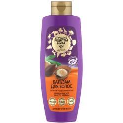 Planeta Organica ЛРМ Бальзам для волос Марокканское масло Арганы Питание/восс 350мл