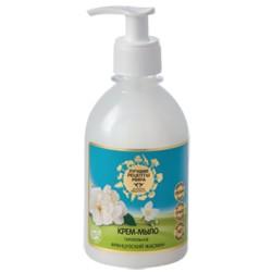 Planeta Organica ЛРМ Крем-мыло Питательное Французский жасмин 300мл