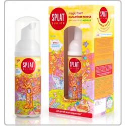 Splat Детская Волшебная пенка для полости рта с фтором 50мл