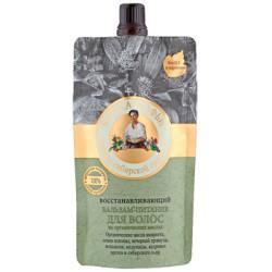 Банька Агафьи Бальзам-питание для волос Восстанавливающий 100мл