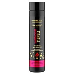 Super Сила Шампунь для мужчин Против выпадения волос Кайенский перец 500мл