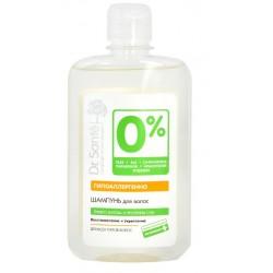 Dr.Sante 0% Шампунь для волос Восстанавление и укрепление 300мл
