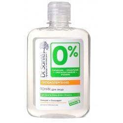 Dr.Sante 0% Тоник для лица Очищает и тонизирует д/всех типов кожи 250мл