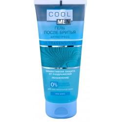 Cool Men Гель после бритья UltraSensitive д/чувст кожи 200мл