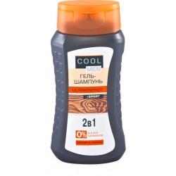 Cool Men Гель-шампунь для волос и тела UltraEnergy 2в1 250мл