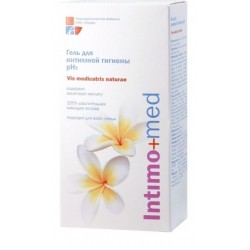 Intimo+med Гель для интимной гигиены 250мл