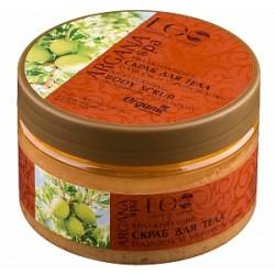 Ecolab Spa Скраб для тела Увлажняющий гладкость и упругость кожи Аргания 250мл