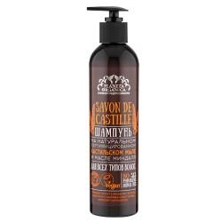 Planeta Organica Savon Шампунь для волос на Кастильском мыле для всех типов 400мл