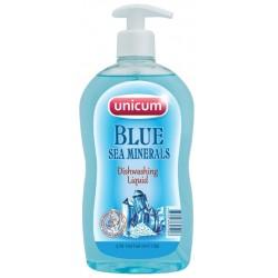 Unicum Средство для мытья посуды Морские минералы 550мл