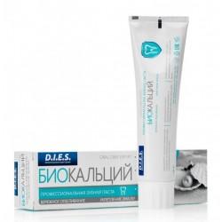 Dies Зубная паста Биокальций бережное отбеливание и укрепление эмали 100мл