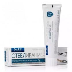 Dies Зубная паста Отбеливание эффективное отбел и восстанов эмали 100мл