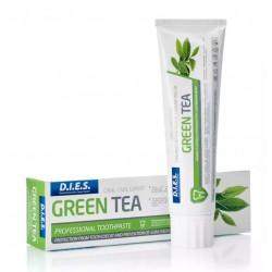 Dies Зубная паста Green Tea защита от кариеса и профилактика десен 100мл