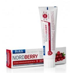 Dies Зубная паста Nordberry здоровье десен и защита от кариеса 100мл