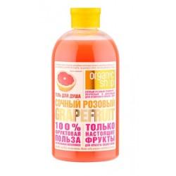 Organic Shop Fruit Гель для душа Розовый грейпфрут 500мл