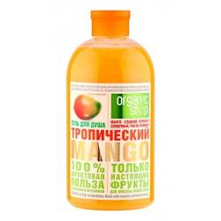 Organic Shop Fruit Гель для душа Тропический манго 500мл