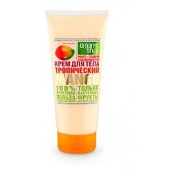 Organic Shop Fruit Крем для тела Тропический манго 200мл