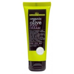 Planeta Organica 5 масел Крем для ног на органическом масле Оливы 75мл
