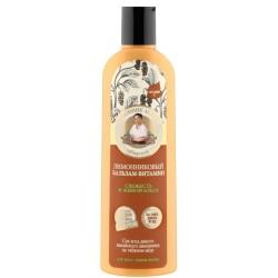 РБА на 5 соках Бальзам-витамин для волос Лимонниковый Свежесть и живой блеск 280мл