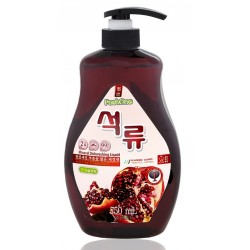 Posh One Средство для мытья посуды/овощей/фруктов Гранат 750мл
