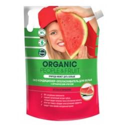 Organic People Fruit Эко кондиционер-ополаскиватель для белья Арбуз (дой-пак) 2л