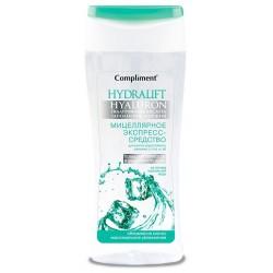 Compliment Hydralift Мицеллярное экспресс-средство для снятия макияжа с глаз и губ 200мл