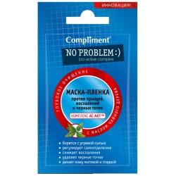 Compliment Маска-пленка против раздражений, прыщей и черных точек 9г
