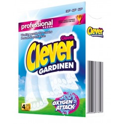 Clovin Clever Gardinen Стиральный порошок для занавесок 400г