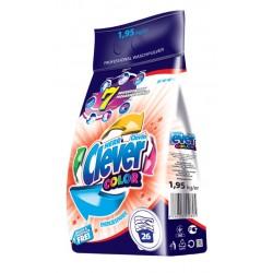 Clovin Herr Clever Профессиональный порошок для цветных тканей 1,95кг