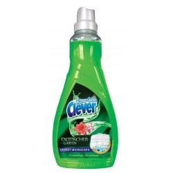 Clovin Clever Кондиционер для белья Экзотический сад 1л