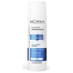 Kora Active Шампунь Аквабаланс для сухих/ломких/окрашенных волос 250мл