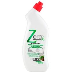 Zero Эко Гель для мытья туалета на натуральной 10% лимонной кислоте 750мл