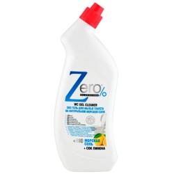 Zero Эко Гель для мытья туалета на натуральной морской соли 750мл